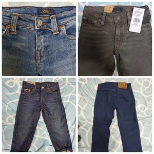 Toddler Polo by Ralph Lauren Jeans